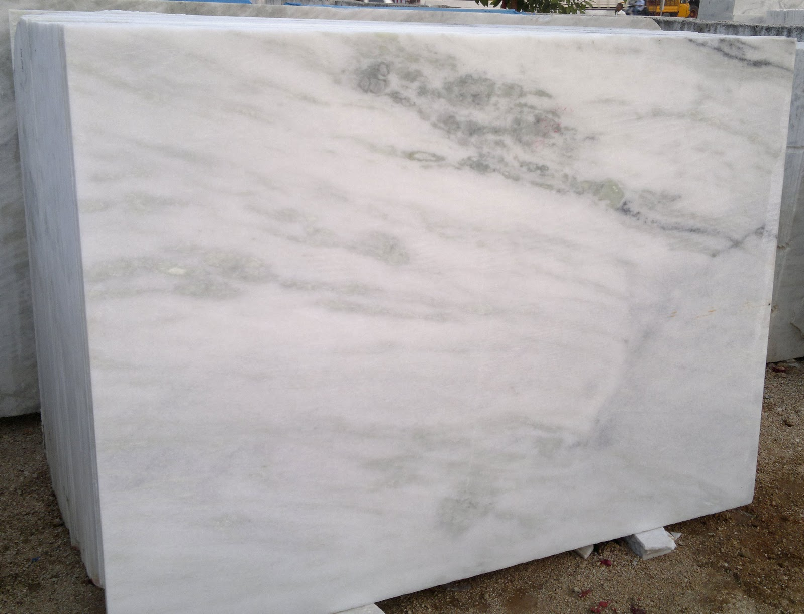 Marble Agaria White Marble
