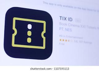 Cara Membeli Tiket Nonton Bioskop Tix ID