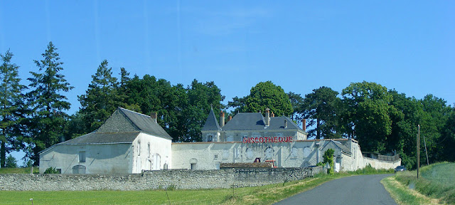 Rural discotheque.  Indre et Loire, France. Photographed by Susan Walter. Tour the Loire Valley with a classic car and a private guide.