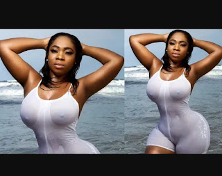 Sleeping With Different Men Will Never Make You Successful Or Rich' - Curvy Ghanaian Actress, Moesha Boduong Tells Ladies