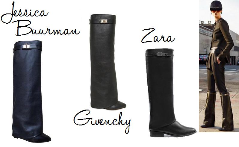 informazioni per c1d1f 2d231 In Moda Veritas: The Low Alternative #5: Givenchy boots