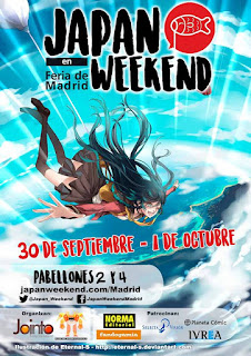 Japan Weekend Madrid 2017