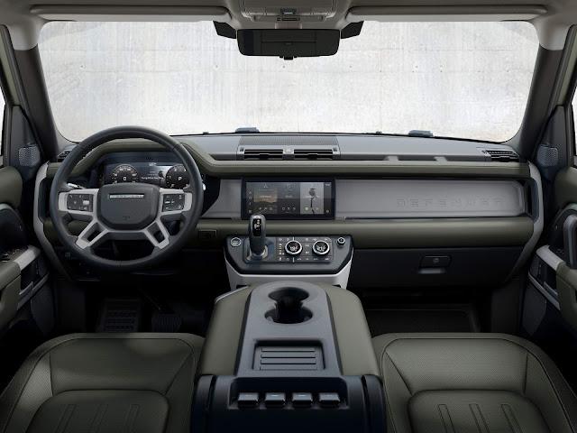 Land Rover Defender 2021 chega ao Brasil por R$ 400.750