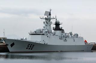 Kapal Perang China