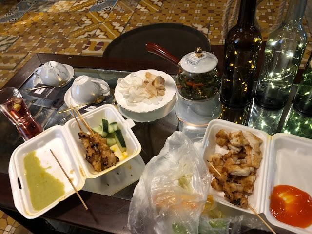 Các món nhậu được ship đến tận nơi để nhậu tại Đà Nẵng - 0905762499 mr Nam