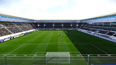 PES 2021 Stadium Dnipro-Arena