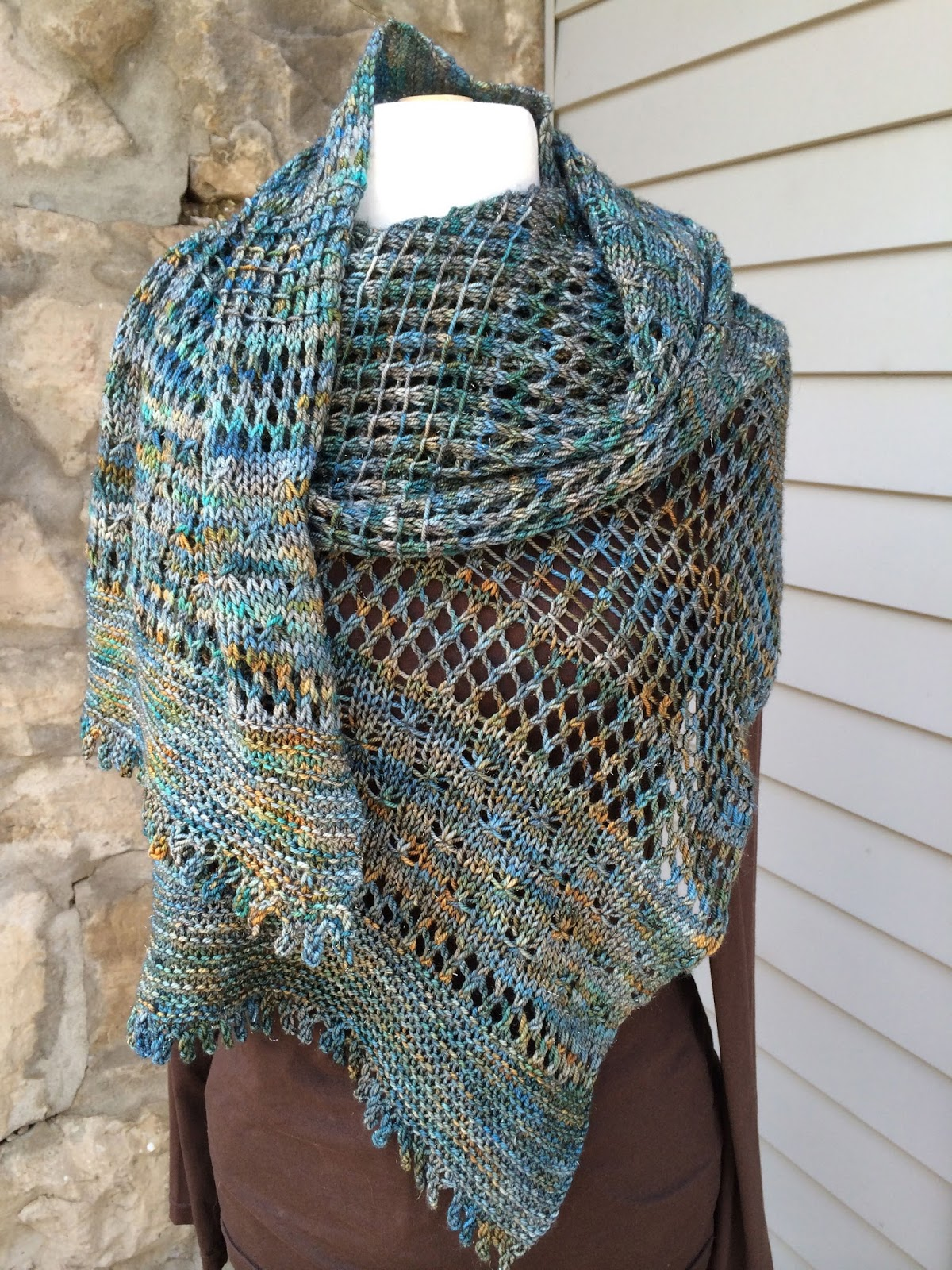 Zen Knitting Patterns : A really good yarn two more sleeps