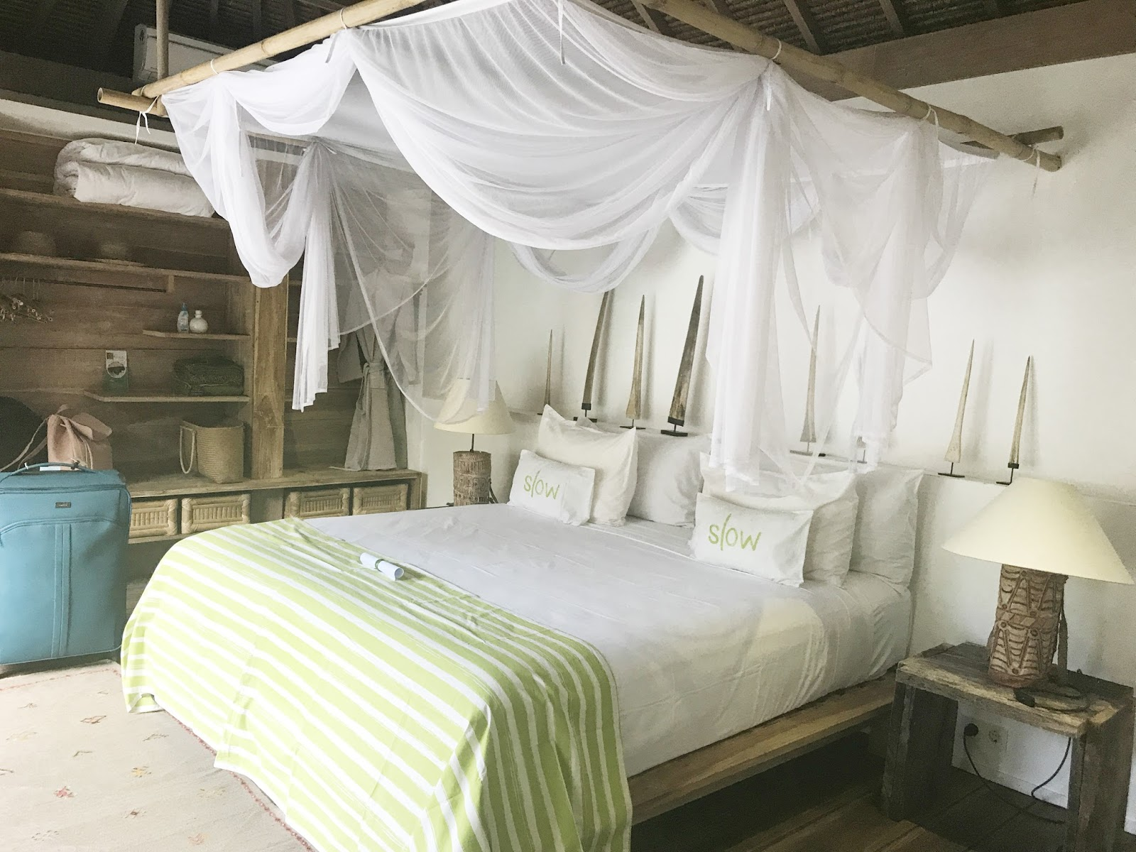 Gili Island Hotel, Bedroom