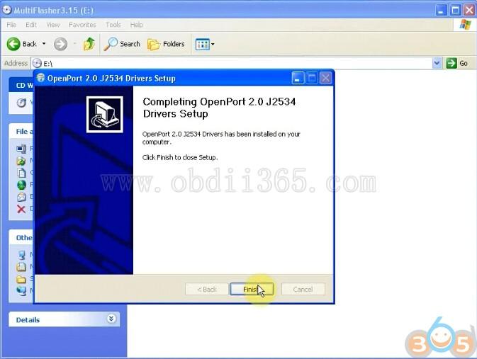 J2534 Software