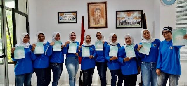 HPN 2021, IKWI Kota Bandung  Bersama WARDAH Indonesia Gelar Virtual Skin Session
