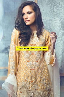 Rungrez Czarina Eid Collection 2016-17