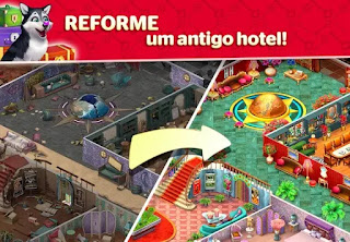 Download Hotel Blast Vidas Infinitas, Moedas Infinitas, Dinheiro Infinito