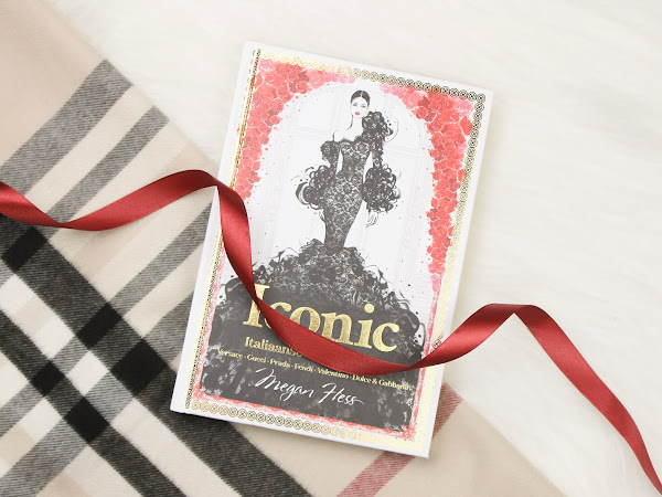 Boek Review | Iconic - Megan Hess