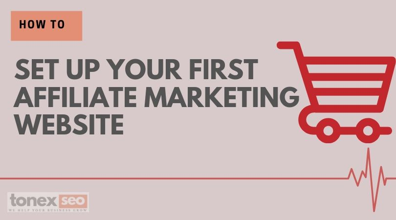 How to launch your first affiliate website from scratch