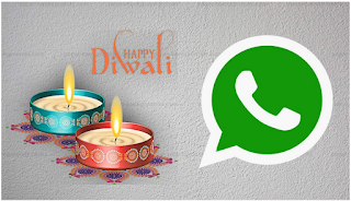Cara Download Stiker Diwali Di WhatsApp