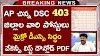 AP Limited DSC Vacancies List 2020 | AP DSC Vacancies List | AP DSC SGT vacancies List