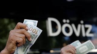 سعر صرف الليرة التركية مقابل العملات الرئيسية الأثنين 19/10/2020