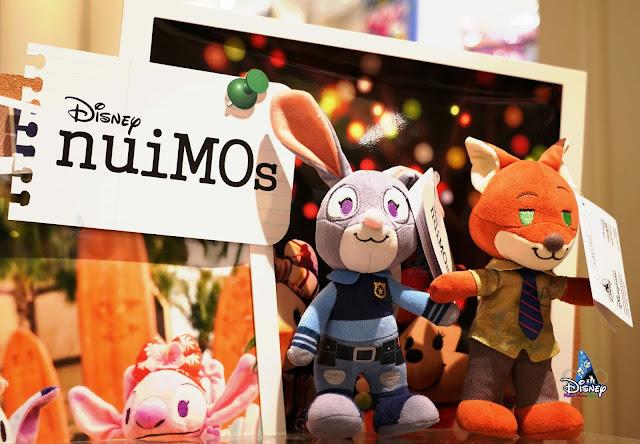 nuiMOs, 香港迪士尼樂園, Zootopia, Disney, Disney Parks, HKDL, HK Disneyland, Hong Kong Disneyland, 香港迪士尼樂園酒店, Hong Kong Disneyland Hotel