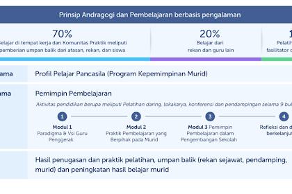 Prinsip Andragogi dan Pembelajaran Berbasis pengalaman
