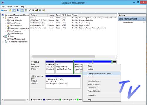 Cara Mengurutkan/ Mengganti Drive Letter Harddisk Pada Windows 10 2