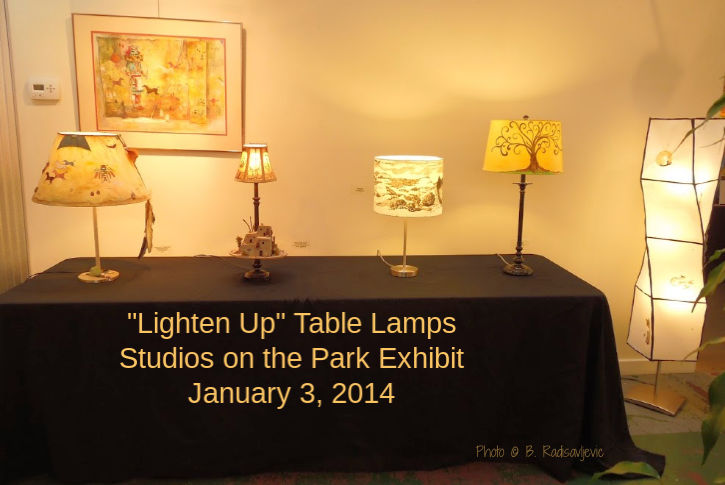 "Too Good to Forget: ""Lighten Up"" at Studios on the Park"