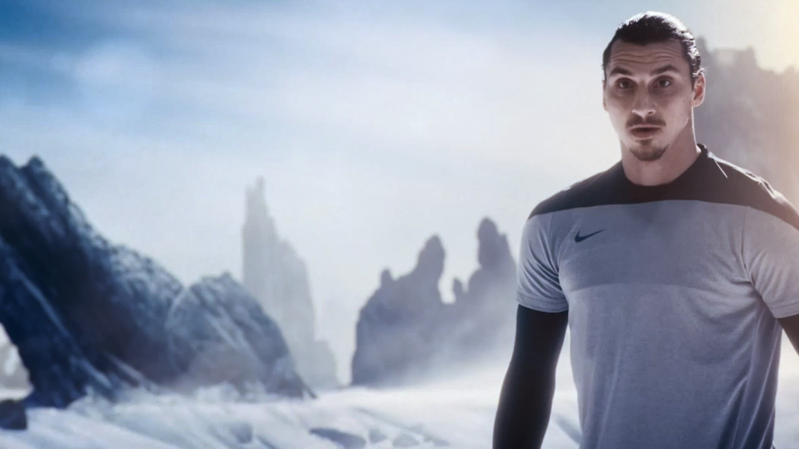 New Nike Football commercials: Dare To Zlatan ...