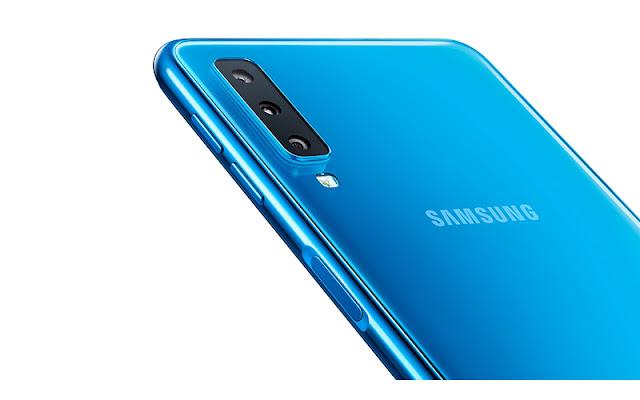Kamera Samsung Galaxy A7