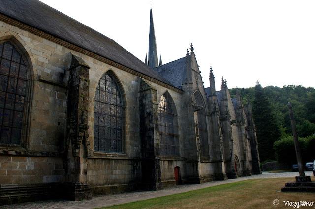 Esterno della Chiesa di Saint Sulpice