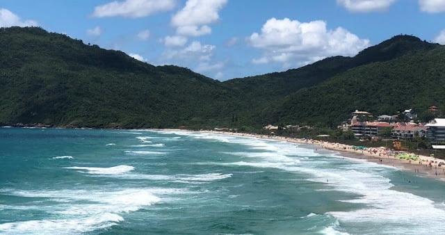 belezas da Praia Brava