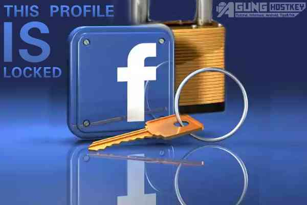 aktifkan profile lock facebook, profil lock fb,
