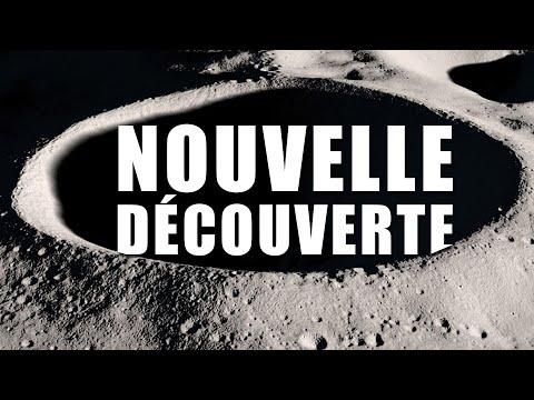 ناسا - اكتشاف مياه جديد على القمر! DNDE 174