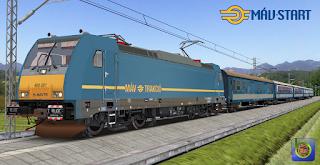 OpenBVE in Mexico (and Latin America) Train