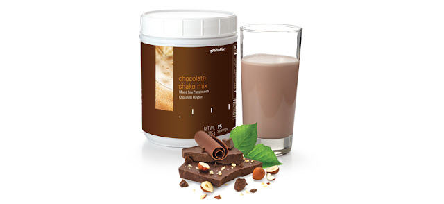 Cinch® Shake Mix perisa coklat