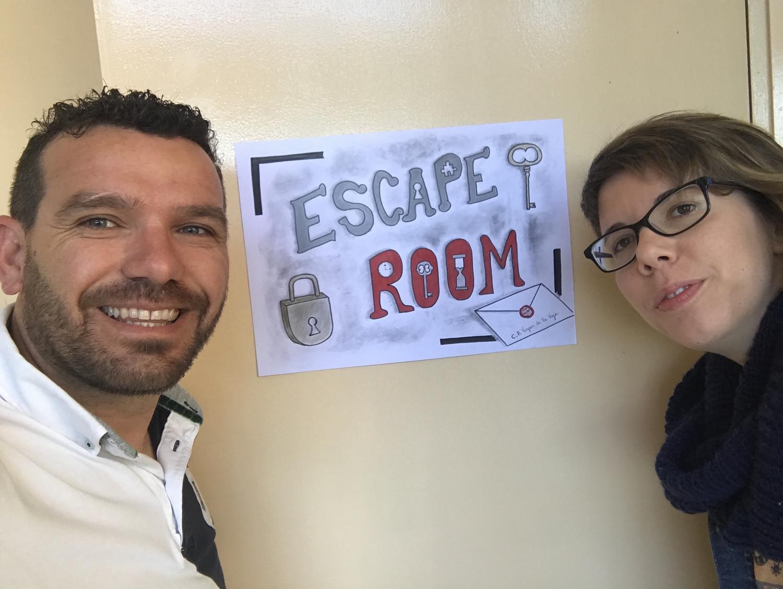 Scape Room De Lengua