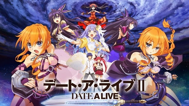 Date A Live S2 Sub Indo
