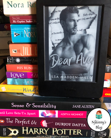 #AtoZChallenge: D for Dear Ava: An enemies-to-lovers romance by Ilsa Madden-Mills ~26 Must-Read Romance Books A-Z
