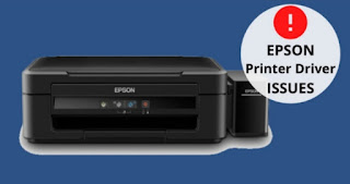 What Epson Printer Issues Related To Drivers?