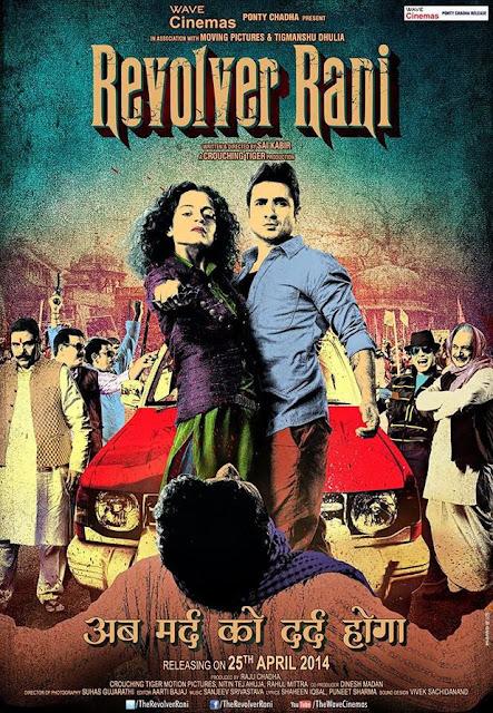 Revolver Rani, Directed by Sai Kabir, starring Kangana Ranaut
