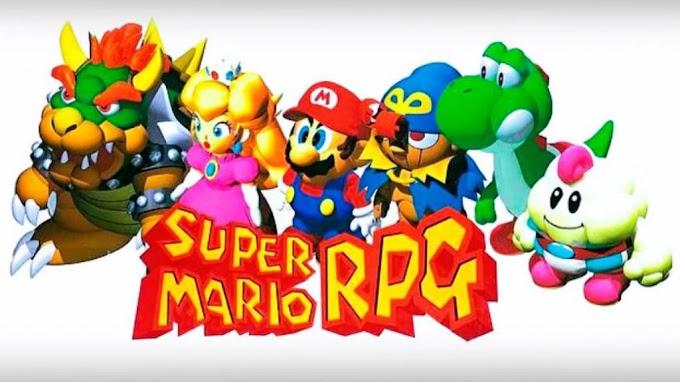 25 anos de RPG Super Mario: Criação e Legado de um Híbrido Inesperado