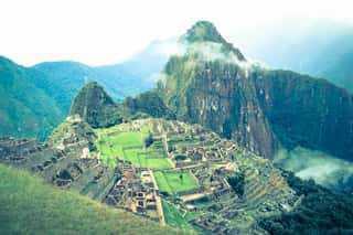 Machu Picchu Facts and History
