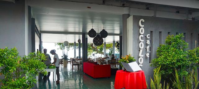 Coco Loco Cafe Lombok