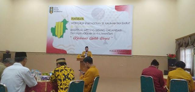 Regional Meeting Perkaderan dan Organisasi IPM se-Kalimantan