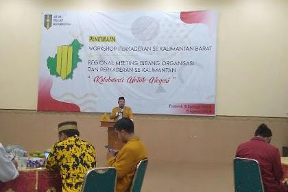 Kalimantan Barat Jadi Tuan Rumah Regional Meeting IPM se-Kalimantan