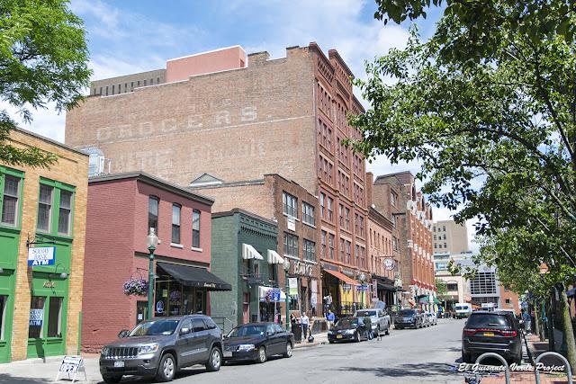 Armory Square - Syracuse, NY por El Guisante Verde Project