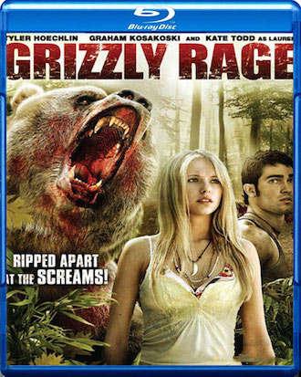 Grizzly Rage 2007 Dual Audio Hindi 350mb DVDRip 480p x264