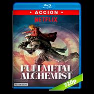 Fullmetal Alchemist (2017) BRRip 720p Audio Dual Latino-Japones