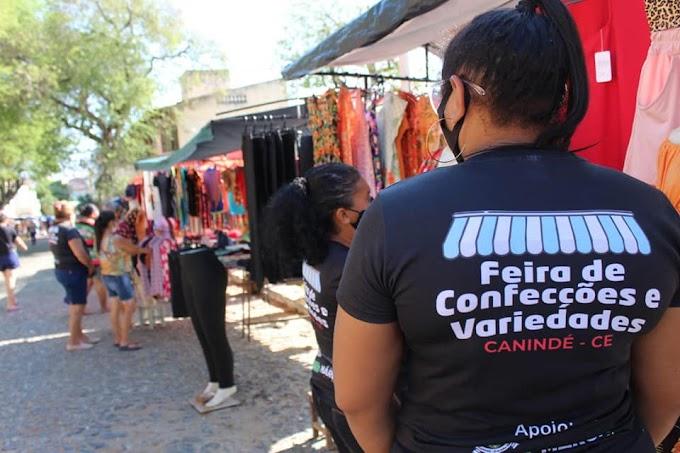 Prefeitura autoriza retorno de feira das confecções
