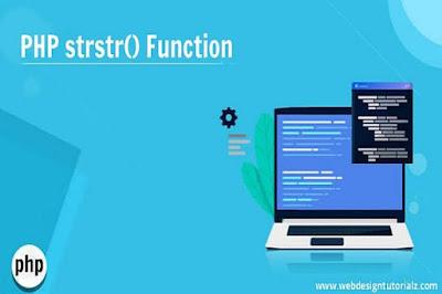 PHP strstr() Function