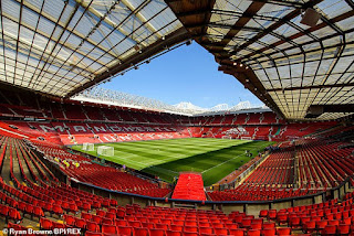 Manchester United revealing plans to welcome fans to Old Trafford soon