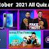 October 23rd Flipkart Video Quiz All Answers